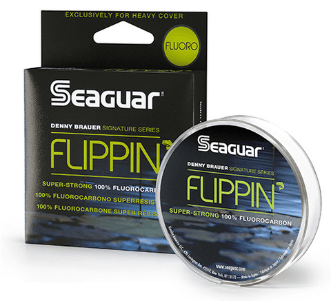 Seaguar Flippin Fluoro - Fishing Supercenter