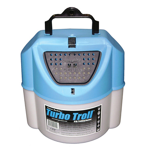 Turbo Troll Turbo Troll Bucket 8Qt