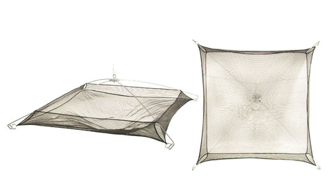 Promar Umbrella Net W/Edges