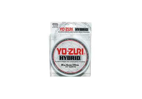 Yo-Zuri Hybrid Line - Fishing Supercenter