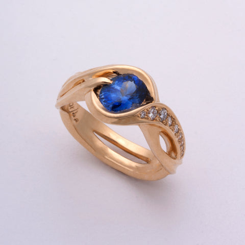 """Grace"" Limited Edition Ring (Sold. Made to Order. Prices may vary.)"