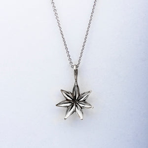 """Starflower"" Limited Edition Pendant (Sold. Made to order)"