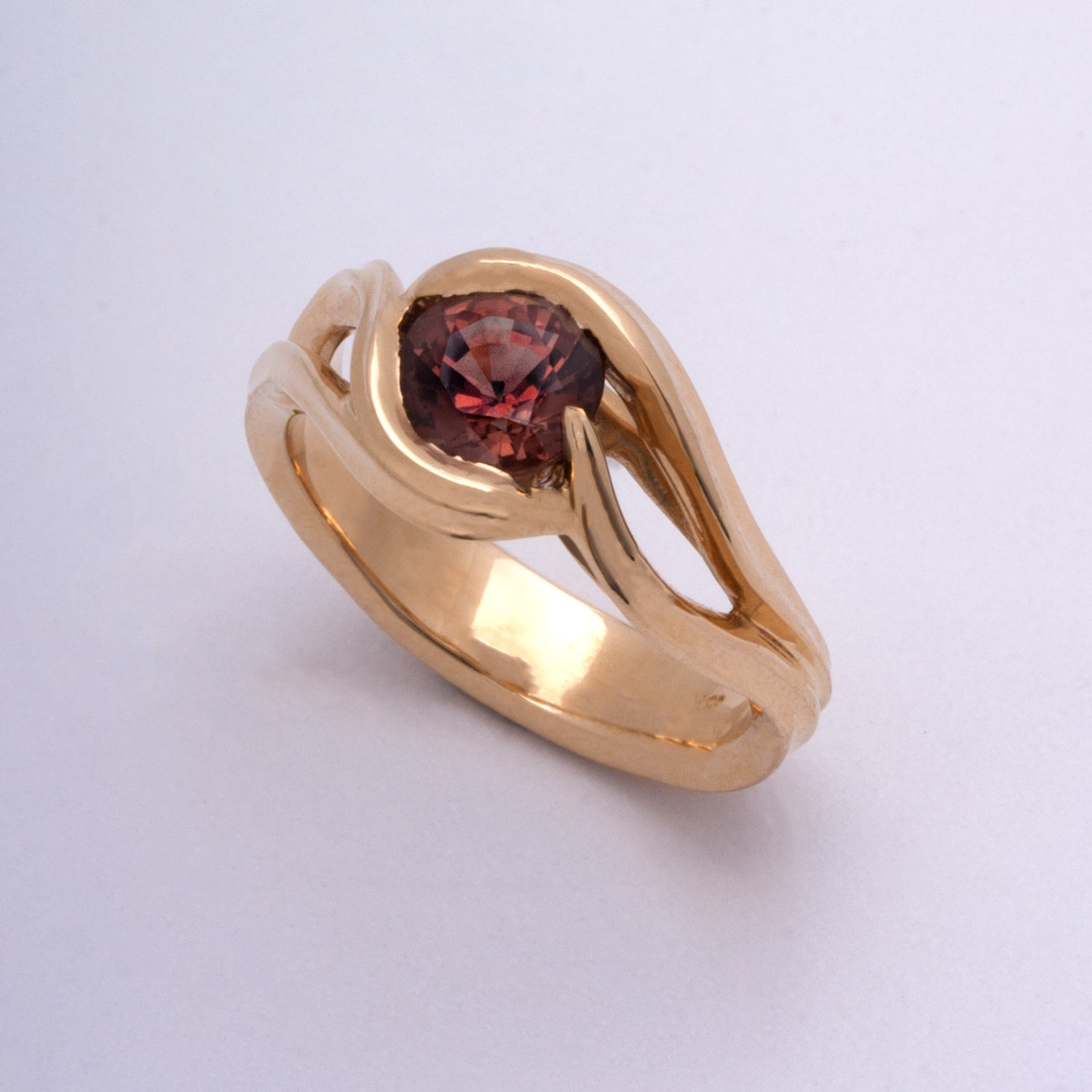 Red Sapphire Ring (Available)