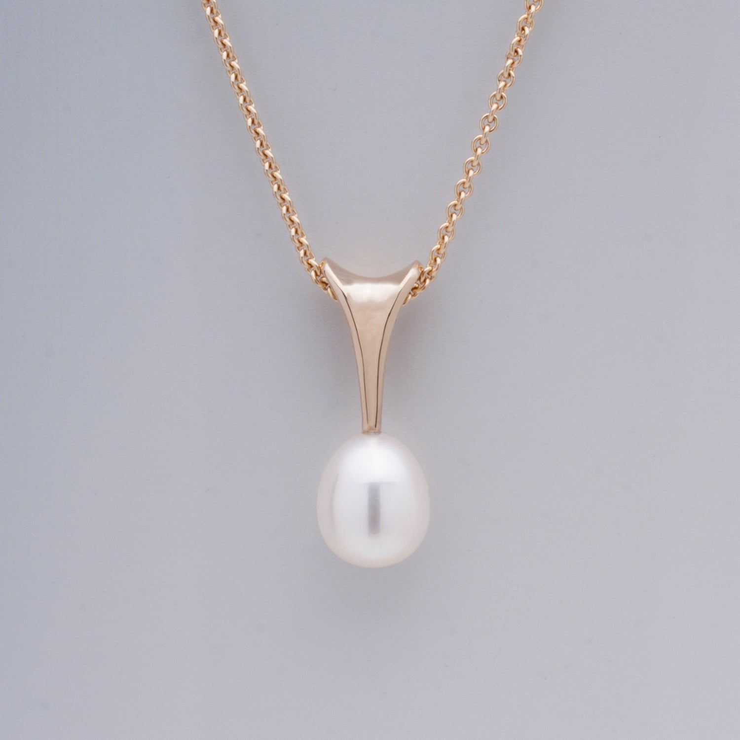 """Pearl Drop"" Limited Edition Pendant (Made to Order)"
