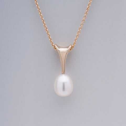 """Pearl Drop""Limited Edition Pendant"
