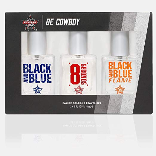 PBR Be Cowboy Eau de Cologne Travel/Holiday Gift Set