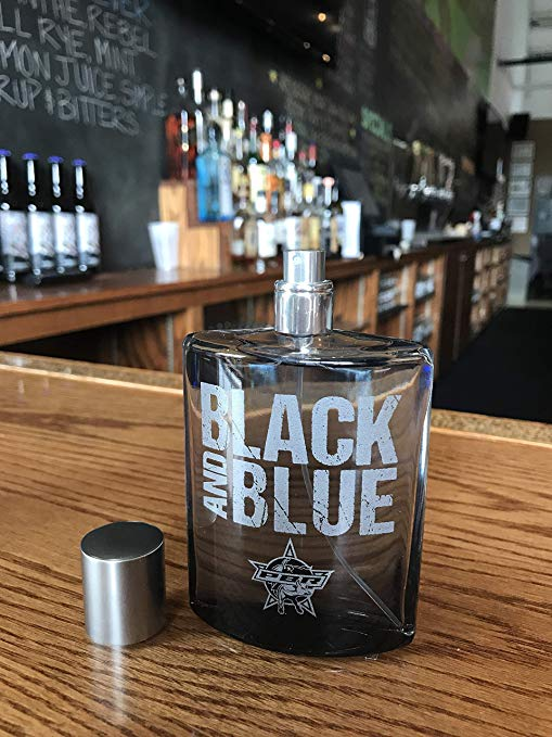 PBR Black and Blue Cologne