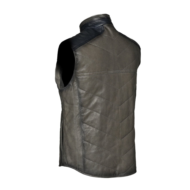 Cuadra Men's Lamb Vest Gray