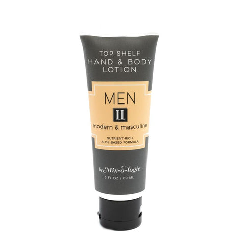 Mixologie Top Shelf Lotion for Men II - Gabrielle's Biloxi