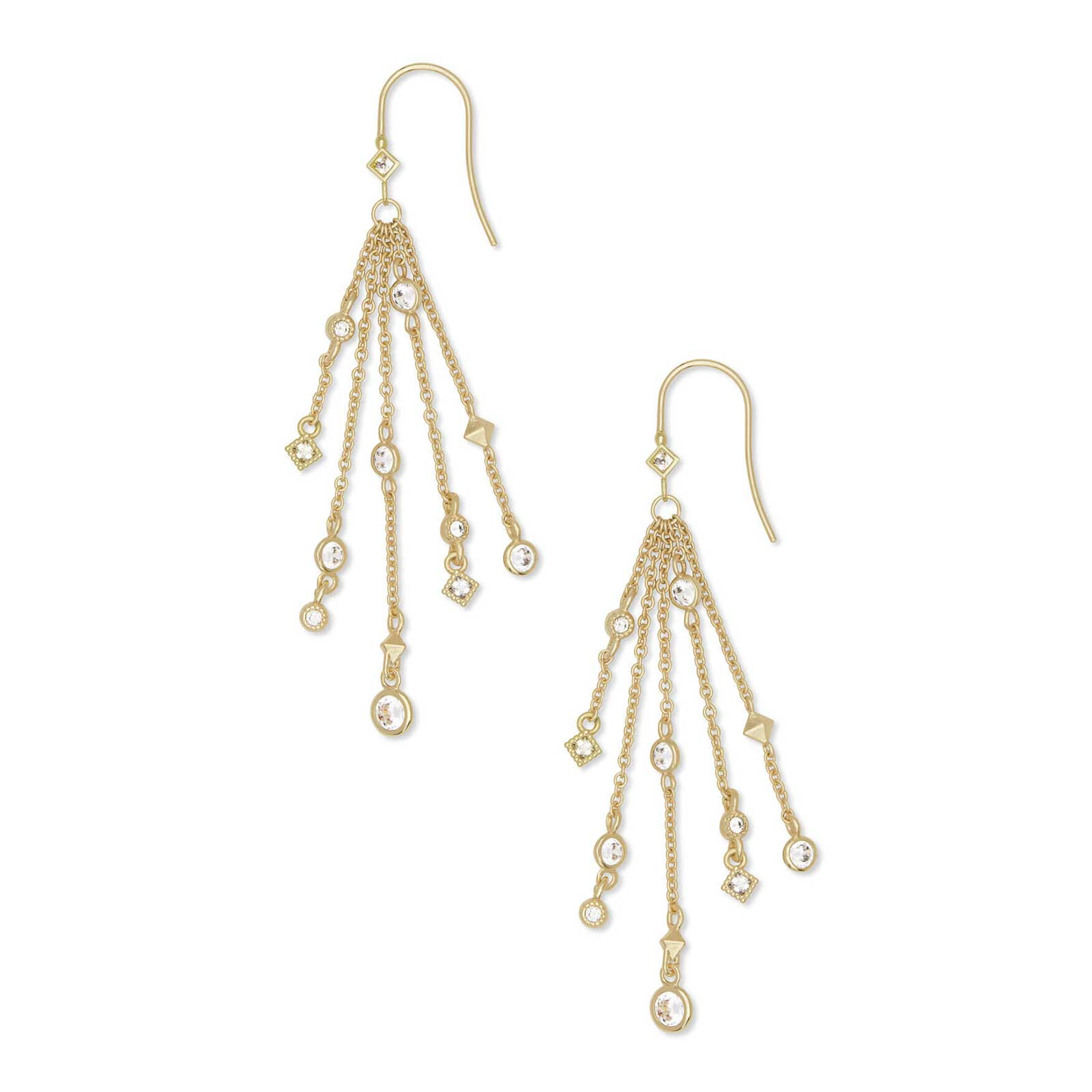 Kendra Scott Wilma Drop Earrings - Gabrielle's Biloxi
