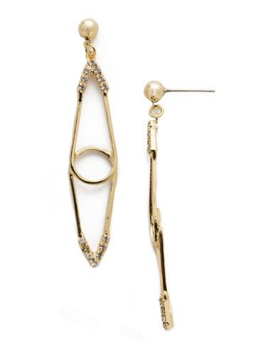 Sorrelli Discerning Eye Dangle Earrings - Gabrielle's Biloxi
