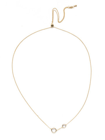 Sorrelli Crystal Revolution Pendant Necklace - Gabrielle's Biloxi