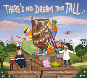 There's No Dream Too Tall by Amie Dean - Gabrielle's Biloxi