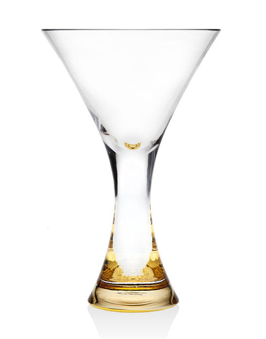 Finley Gold Cocktail Glasses Set of 2 - Gabrielle's Biloxi