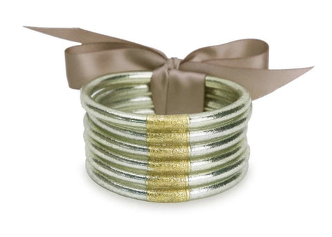 BuDhaGirl Lumiere All Weather Bangle - Gabrielle's Biloxi