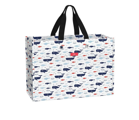All Is Whale XLarge Package Gift Bag - Gabrielle's Biloxi