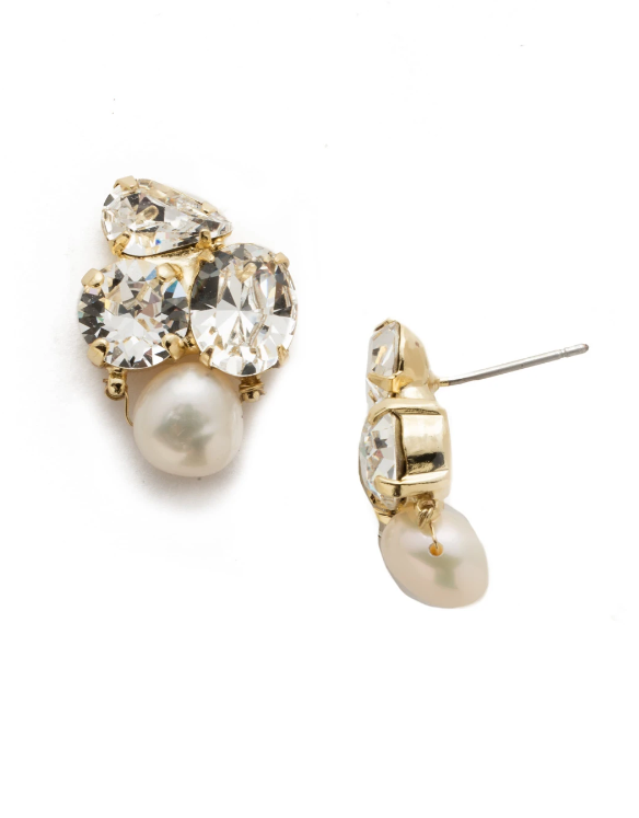 Sorrelli Aziza Post Earrings