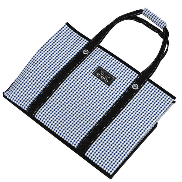 Scout 4 Boys Tote Bag in David Checkham - Gabrielle's Biloxi