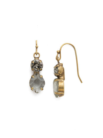 Sorrelli Majestic Marquise Antique Gold Earring - Gabrielle's Biloxi