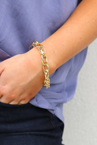 Double Linked Chain Bracelet - Gabrielle's Biloxi