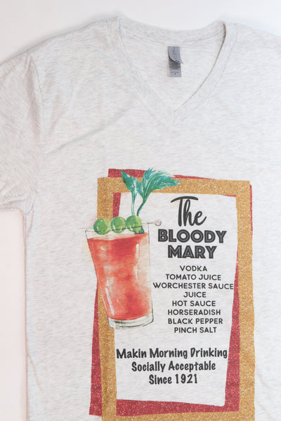 Bloody Mary Tee - Gabrielle's Biloxi