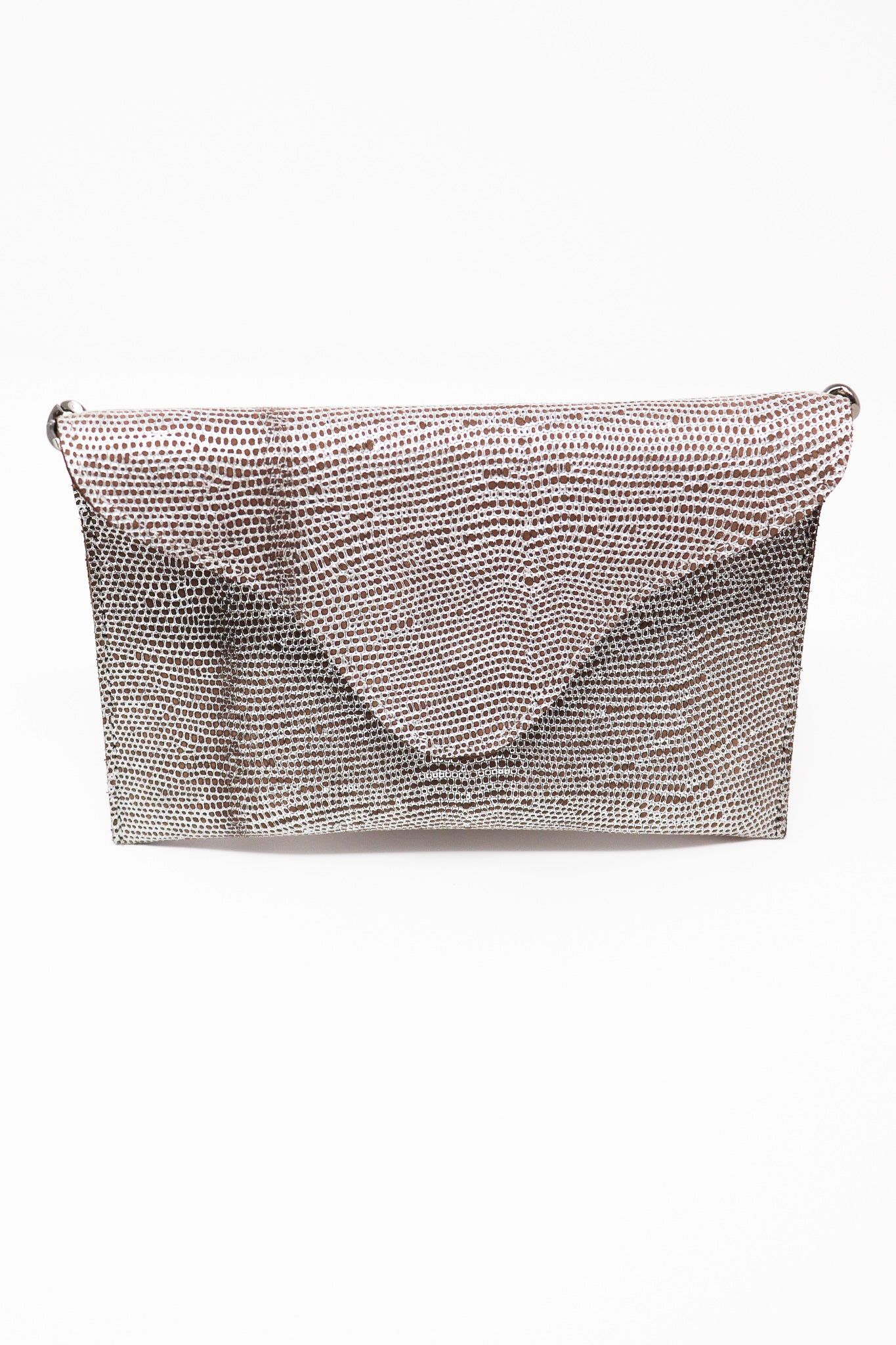JJ Winters Silver Lizard Miley Crossbody - Gabrielle's Biloxi