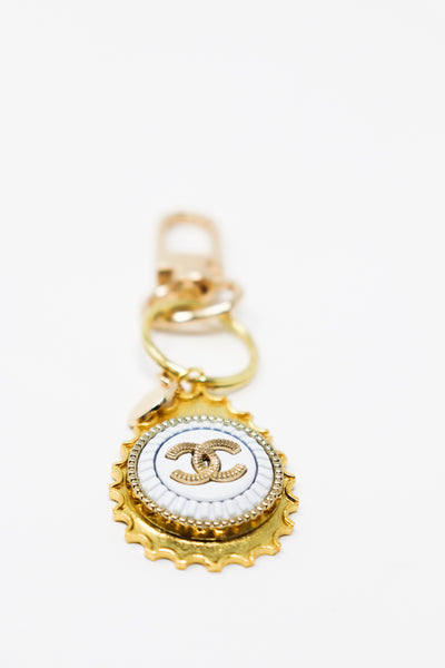 Chanel Designer Keepsake Key Chain - Gabrielle's Biloxi