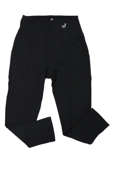 Boody Black High Waisted 3/4 Leggings - Gabrielle's Biloxi