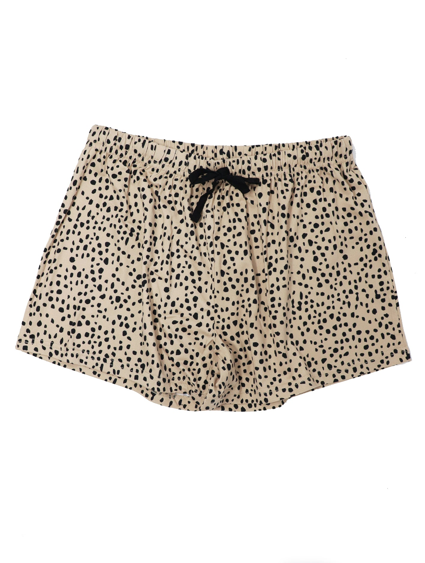 Cheetah Sleep Shorts - Gabrielle's Biloxi