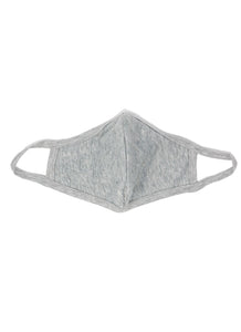 PJ Harlow Men's Face Mask - Grey - Gabrielle's Biloxi