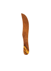 Natural OliveWood	Cheese Knife