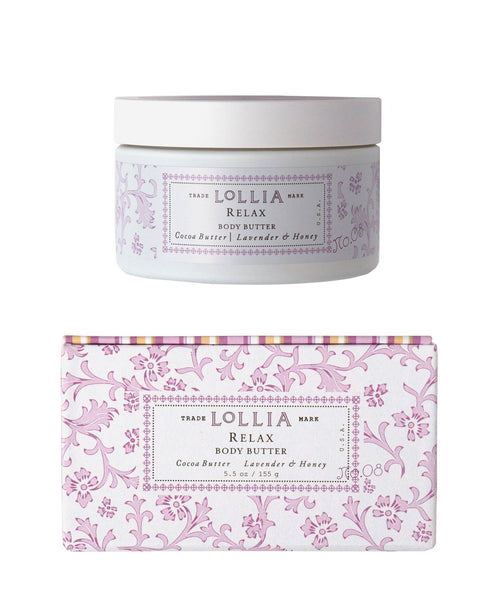 Lollia Body Butter - Gabrielle's Biloxi