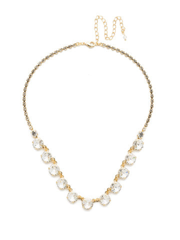 Sorrelli Simply Sophisticated Line Necklace - Gabrielle's Biloxi