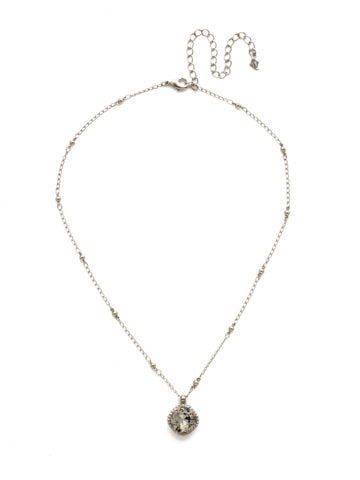 Sorrelli Cushion-Cut Solitaire Necklace - Gabrielle's Biloxi