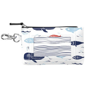 Scout IDKase Card Holder in All is Whale - Gabrielle's Biloxi