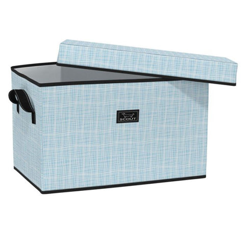 Scout Rump Roost Storage Bin in Screen Latifah - Gabrielle's Biloxi