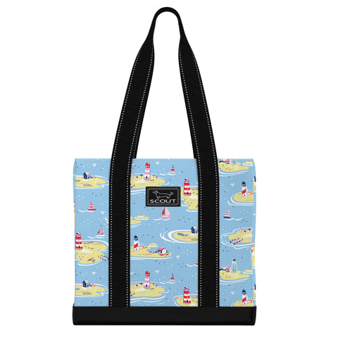 Scout Mini Deano Tote Bag Ships and Giggles - Gabrielle's Biloxi