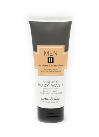 Mixologie Luxury Body Wash & Shower Gel for Men II - Gabrielle's Biloxi