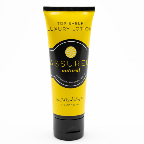 Assured Natural Top Shelf Lotion - Gabrielle's Biloxi