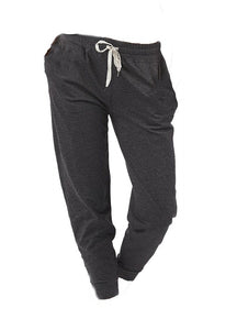 Vuori Women's Performance Jogger Charcoal Heather - Gabrielle's Biloxi