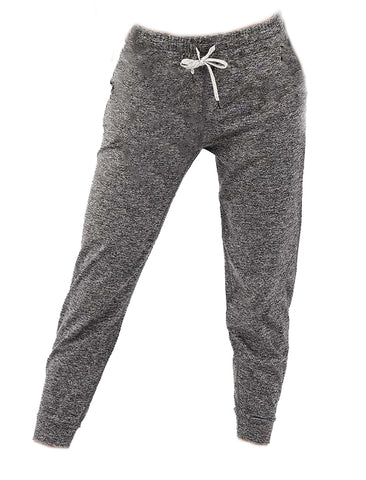 Vuori Women's Performance Jogger - Heather Grey - Gabrielle's Biloxi