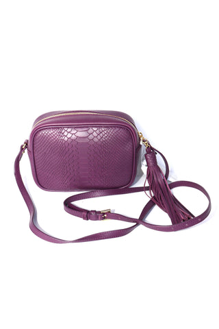 GiGi New York Madison Crossbody with Tassel - Gabrielle's Biloxi
