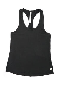 Vuori Women's Lux Performance Tank Black - Gabrielle's Biloxi