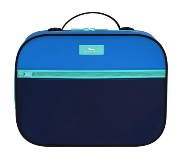 Scout Boxed Lunch	Block Party French Blue/Navy - Gabrielle's Biloxi