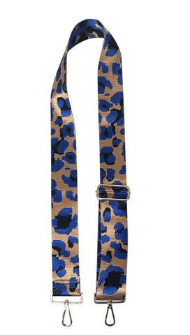 Adjustable Animal Print Bag Straps - Gabrielle's Biloxi