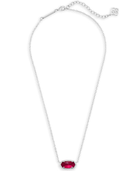 Kendra Scott Elisa Necklace in Berry Illusion - Gabrielle's Biloxi