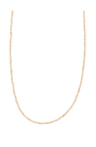 ENewton Necklace Classic Gold 3mm Bead - Gabrielle's Biloxi