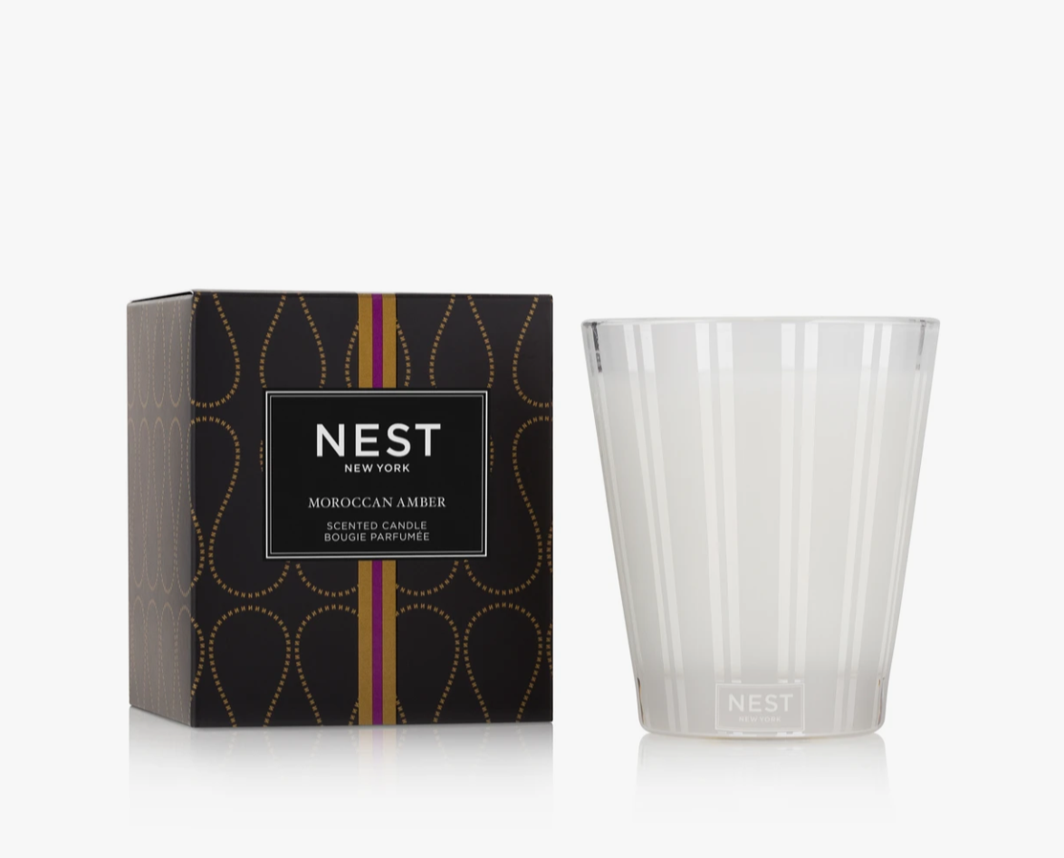 Nest Moroccan Amber Candle - Gabrielle's Biloxi