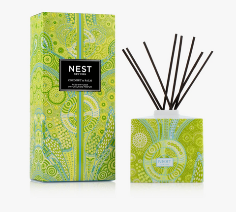 Nest New York Summer Edition Reed Diffuser - Gabrielle's Biloxi
