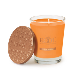 Root Orange Blossom Candle - Gabrielle's Biloxi